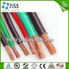 Calibre de diâmetro de fios preto/vermelho/verde Thhn da C.A. 4 do fio 600V do edifício