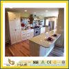 حجارة طبيعيّة يصقل حالة صدأ أصفر رخام [كونترتوب] لأنّ مطبخ/غرفة حمّام ([يقك])