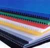 Hoja de plástico Twinwall / Coreflute / Corrugado / PP