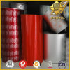 25 micras de lámina de aluminio lacado en estuche