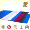 Hoja gruesa del PVC del color adentro en varias tallas