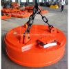 Tipo circular imán de alta temperatura para los desechos de acero de elevación