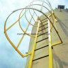 スリップ抵抗力がある高力FRPの梯子システム