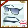 De nouvelles lunettes de soleil Rayband& Lunettes de soleil avec Free Sample (F7226)