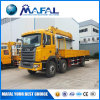 8X4 nouvelle grue mobile de 20 tonnes Camion grue montée sur camion à flèche télescopique