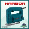La plantilla de las herramientas eléctricas de la venta al por mayor del puerto de Hb-Js001 Yongkang vio la madera de la máquina