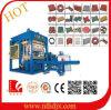 Hydraulische Grote het Maken van de Baksteen van de Capaciteit Concrete Machine (QT10-15)