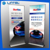 Display (LT-0R) 높은 쪽으로 망원경 Banner Stand Avdertising Roll