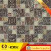 Piedra de cristal del mosaico del azulejo de cerámica para la decoración de la pared (HC002)