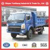 [ستوم] شاحنة قلّابة قلّاب [10تون] شاحنة أبعاد