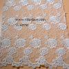 Veil Vl-62179c를 위한 1.4m Ivory Rayon Wedding Lace Fabric