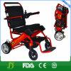 Складывая облегченная алюминиевая электрическая кресло-коляска