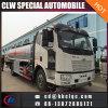 Autocisterna del camion di rifornimento di carburante del combustibile dell'autocisterna del camion di FAW J6 15m3diesel