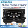 Toyota Reiz (ZT-T809)를 위한 주춤함 시스템 차 DVD GPS 라디오