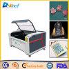 preço de papel acrílico da máquina de estaca do laser do CO2 do CNC 9060 100W