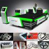 Maquinaria da estaca do laser da fibra da fabricação para o metal