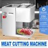 250kg/Hour 탁상용 고기 절단기 고기 저미는 기계 절단
