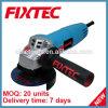 Fixtec 전력 공구 전기 710W 115mm 젖은 지상 소형 각 분쇄기 비분쇄기