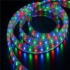 편평한 고전압 LED 밧줄 빛 2 년 보장 4 철사