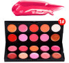 Make-up-Palette 20 Wunderbare Farben Make-up-Kit, Lipgloss