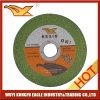 Диск выключения алюминиевой окиси, истирательное колесо диска вырезывания