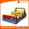 위락 공원 (T8-004)를 위한 팽창식 장애물 코스 게임