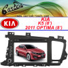 Automobile speciale DVD di optimum per KIA K5 (CT2D-SKIA1)