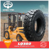 Pneu pneumático do Forklift, pneumático 5.00-8 6.00-9 7.00-12 industrial diagonal