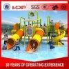 Большинство Тополь весело Большой пластмассовый детский парк водных горки для продажи