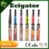 Ecigator EGO-Q 전자 담배 시동기 장비 개인적인 Vaporzier