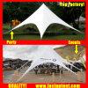 De Witte Tent van uitstekende kwaliteit van de Schaduw van de Ster voor Diameter 14m van de Ceremonie van het Merk de Gast van Seater van 100 Mensen