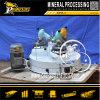 Machine de préparation de fraisage d'échantillons de minerai de laboratoire Mineral Instruments pour Xrf