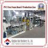 De Plastic Extruder van de Raad van het Schuim van pvc (SJSZ80X156)
