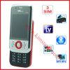 Analoges Telefon Fernsehapparat-3 SIM