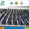 Großer Durchmesser-Solarvakuumgefäß (125*1800mm) exportiert nach Italien