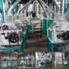 Ugali Posho Fufuの屑のためのモーターを搭載する30t/Dトウモロコシの製造所