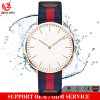 Lederne Uhr-Unisexmann-und Frauen-Chrom-Marken-Armbanduhren der heißen Legierungs-Männer des Verkaufs-Yxl-602 2016 mit Movt