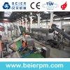 Lavaggio delle bottiglie dell'animale domestico del PE dei pp che ricicla e macchina di pelletizzazione