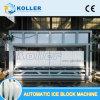 10 Tonnen energiesparender Entwurfs-Selbstblock-Eis-Maschinen-