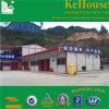 Stahlkonstruktion-aufbauendes vorfabriziertes Haus-Fertigbehälter-Haus für Lager