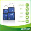 Automatische Behälter-Ladung-elektronische Dichtung entsperren durch SMS, Sofware APP-und RFID Karten