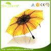 21를  접히는 자동차 옥외 다채로운 인쇄 3개의 겹 우산