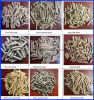 trucioli 4-5t/H/laminatoio della pallina buccia della risaia