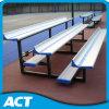 Blanqueador de la gimnasia/asiento de banco de aluminio del estadio para la venta de Guangzhou China