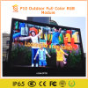 Pantalla al aire libre a todo color del alto brillo LED de P10 SMD 3in1