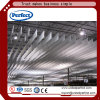 Cloison acoustique de plafond de fibre de verre/panneau de plafond suspendu avec employé couramment