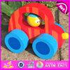 Brinquedo de madeira brandnew do carro 2015, brinquedo de madeira do carro dos miúdos, carro de madeira encantador do brinquedo, madeira do brinquedo do carro para o bebê W04A200