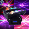 Luz de la luz principal móvil de la araña LED del precio de fábrica 8 * 10W RGBW