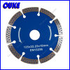 Diamante Segmented Saw Blade para Cutting Granite