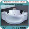 Vasca da bagno di massaggio con la funzione della bolla (520)